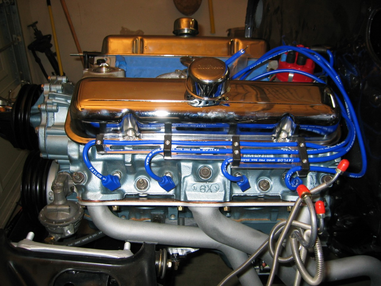 Jumping Timing marks problem - Page 2 - Vintage Mustang Forums